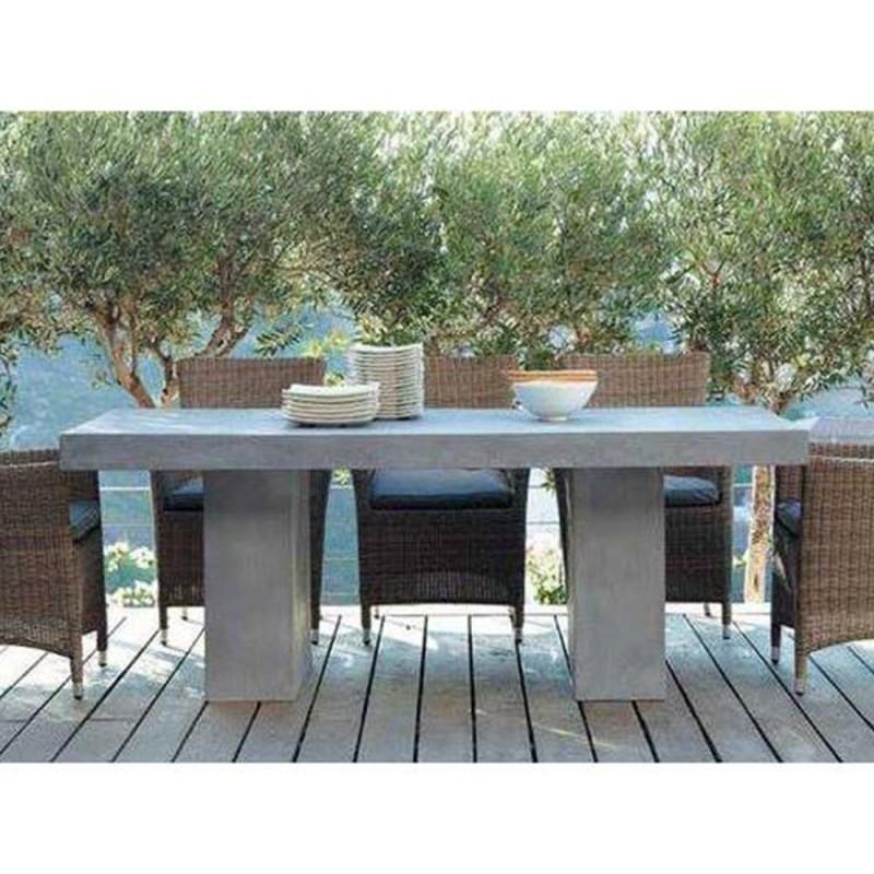 Tavoli Da Esterno Design.Tavolo Da Esterno Per Giardino Outdoor Sconto 15